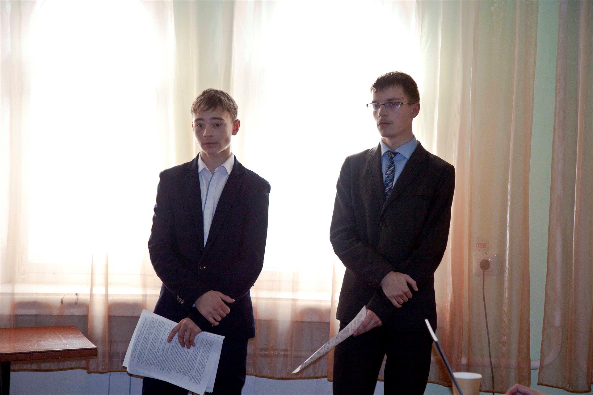 НПК «Тропами Прибайкалья» 2017