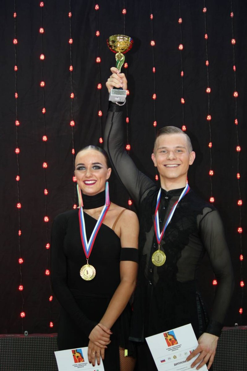 Жилкин Михаил - Смирнова Полина