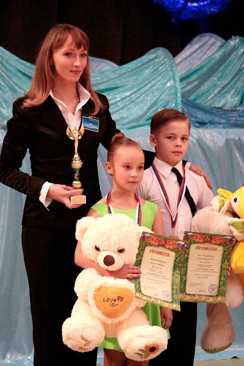 Мошкова Наталья, Кицул Роберт - Островская Яна
